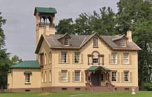 Image of Lindenwald, home at Martin Van Buren National Historic Site