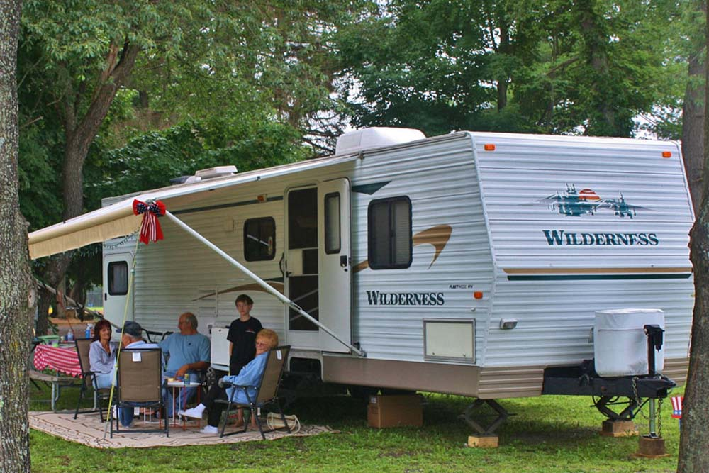 Rv Amp Tent Sites Copake Camping Resort